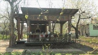 Беседка для дачи в японском стиле - Дача. 26.04.2014 Выпуск 79