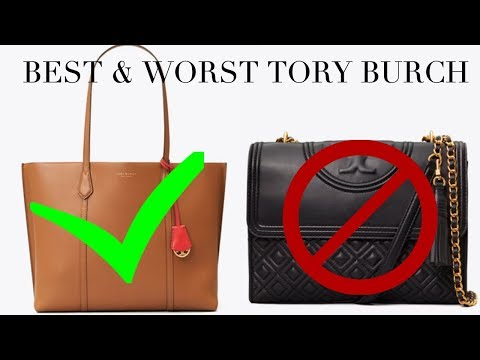 BEST & WORST TORY BURCH HANDBAGS