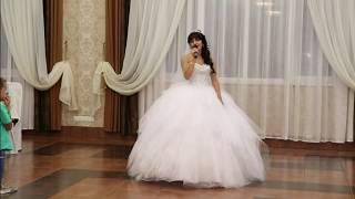 Самое лучшее выступление невесты на свадьбе. Стихи маме, свекрови и мужу.
