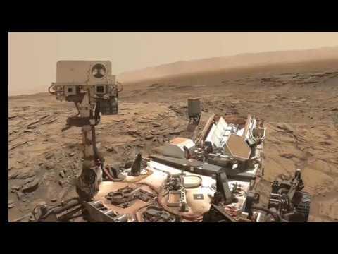 Organics on Mars! Signs of Life?