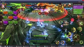 Arunas - 22 Man Heroic Ashfort Kill - Crusaders of light