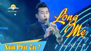 Lòng Mẹ Saxophone - Hoàng Tùng & Đàn bầu Quang Hưng | Xuân Phát Tài 7