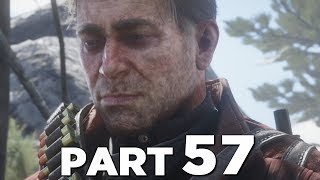 RED DEAD REDEMPTION 2 Walkthrough Gameplay Part 57 - RAINS FALL (RDR2)