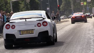 This time I have filmed many supercars during the Cars & Coffee her...