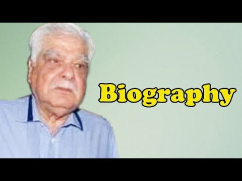 Surinder Kapoor  Biography