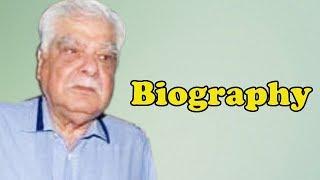Surinder Kapoor - Biography