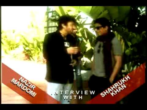 Shahrukh Khan visited Pakistan/Afghanistan & speaks Farsi too