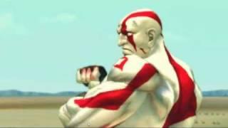 vuclip street fighter 4 mod Kratos(GOD OF WAR) VS DANTE (DEVIL MAY CRY)