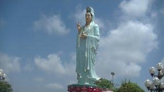 Hành hương chùa Mẹ Nam Hải \u0026 Chùa Dơi (Full HD)