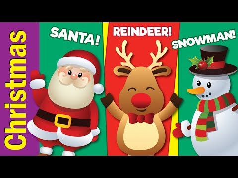 Learn Christmas Vocabulary | Kids Learning Videos | ESL for Kids | Fun Kids English