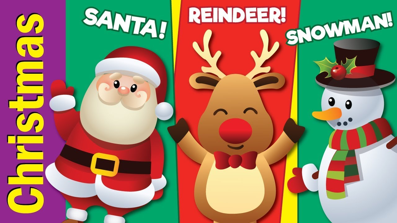 Learn Christmas Vocabulary | Kids Learning Videos | ESL for Kids ...