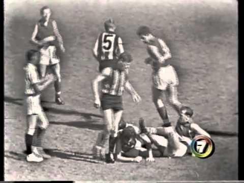 FNWB.com.au - 1961: Grand Final, Hawthorn v Footscray Q1