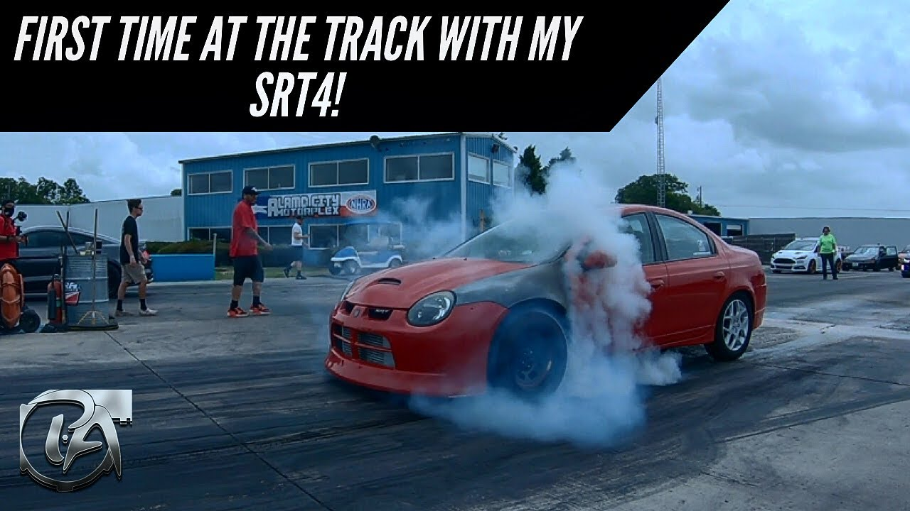 FIRST TIME AT THE TRACK WITH  MY SRT4 !! | ADAPTANDO LA BESTIA ALA TRACK !! (LOW BOOST )
