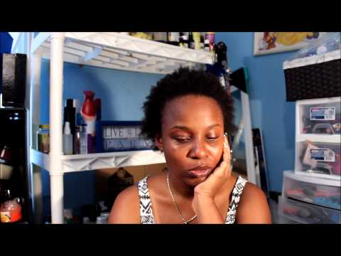 Natural Hair| My Demo on Sweet Honey Condish and Main Element Tea