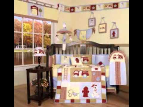 DIY Firefighter Bedroom Decorations