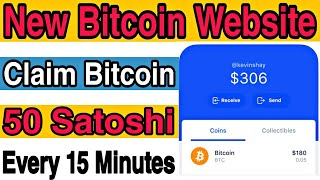 Getbitco.in | Claim Free Bitcoin Every 15 Minute | How To Earn Free Bitcoin Without Investment