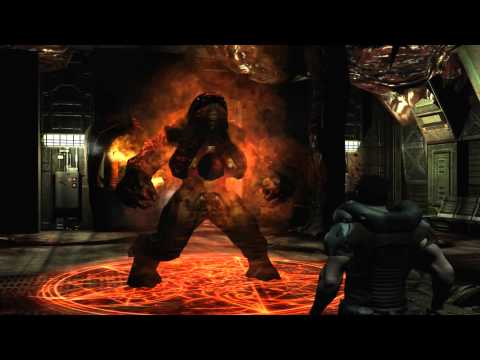 Doom 3 Resurrection of Evil (BFG Edition) Full Game 4-hour Longplay Walkthrough Nightmare 1080p