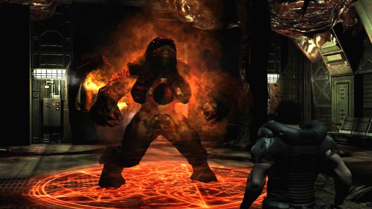 Doom 3 Resurrection Of Evil Bfg Edition Full Game 4 Hour