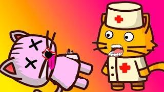 Ударный отряд котят - игра Для Детей  #4