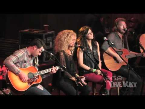 Little Big Town - Bring It On Home (96.9 The Kat Exclusive Performance)