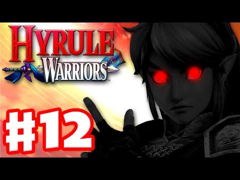 Hyrule Warriors - Gameplay Walkthrough Part 12 - Dark Link at the Temple of Souls! (Wii U)