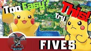 5 Tips for Making Pokemon Let