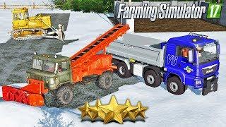 Last Snowfall of the Season - Farming Simulator 2017 Mods   FS 2017 Snow - LS17 Loaders
