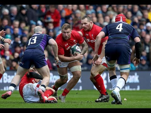 Short Highlights: Scotland v Wales | Guinness Six Nations