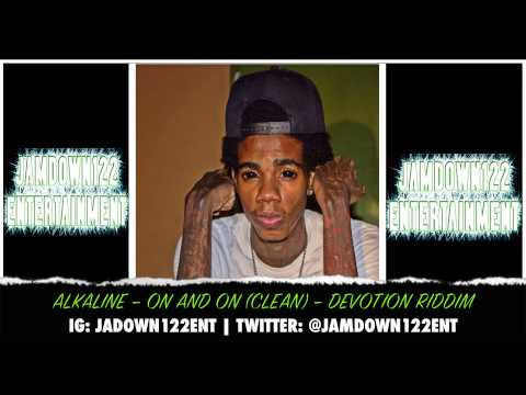 Alkaline - On And On (Clean) - Audio - Devotion Riddim [Notnice Records] - 2014