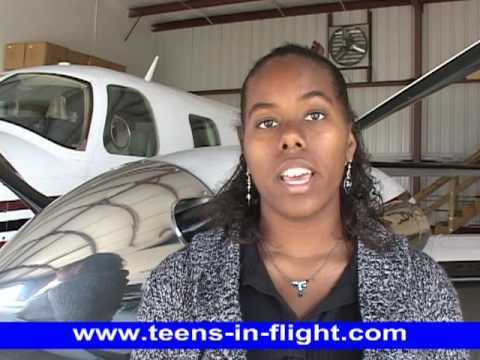 TEENS-IN-FLIGHT Jasmine Parham