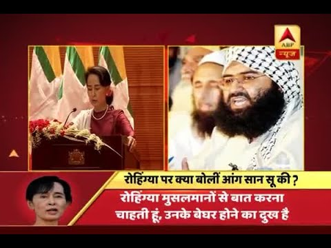 Masood Azhar threatens Myanmar; asks Muslims to unite for Rohingya