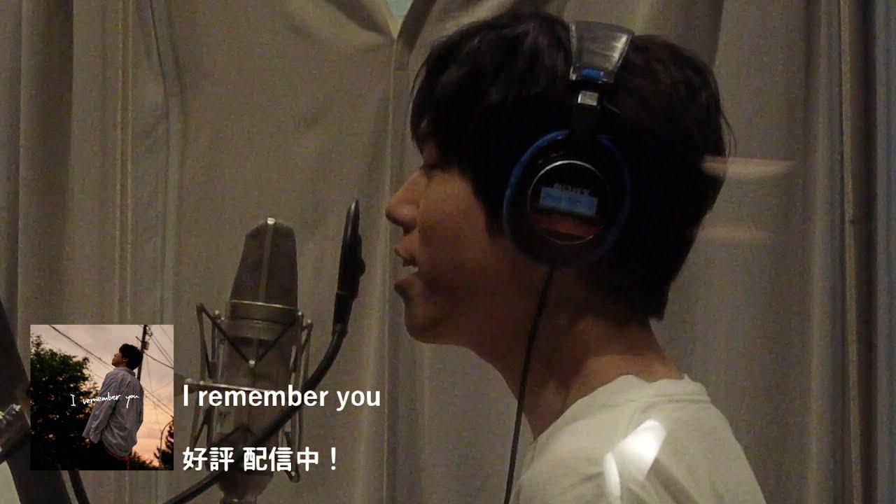 梶原岳人 / 『I remember you』Recording Movie