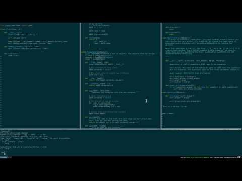 Live coding Python 3 + PyQt  5: JGRPGTools