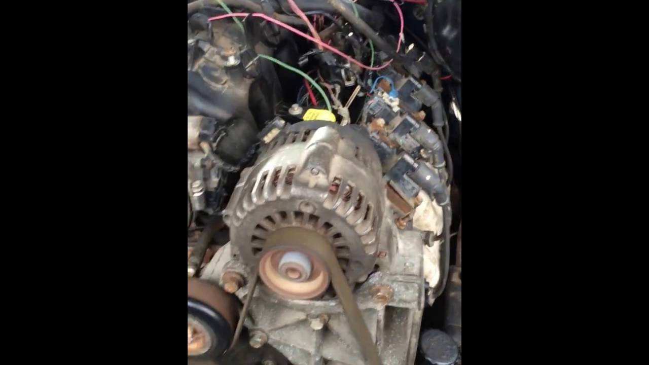 Proof that the 1980 chevy c10 5 3 ls swap actually runs