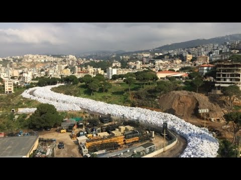 Lebanon trash problem not going away