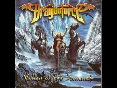 Dragonforce Valley of the Damned +  Bonus Track
