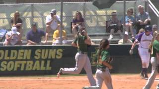 NCAA Regional: Tech Softball vs. Minnesota State Highlights 5/6/16