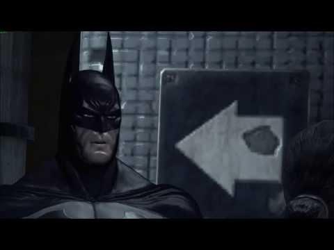 Guia: Arkham Asylum 3 - Zsasz