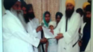 Bhai Balwint Singh Rajoana , Sister spek to Jathedar Shiab , Sant Baljit Singh Daduwal