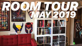 ROOM TOUR MAY 2019 STATUE-LESS!