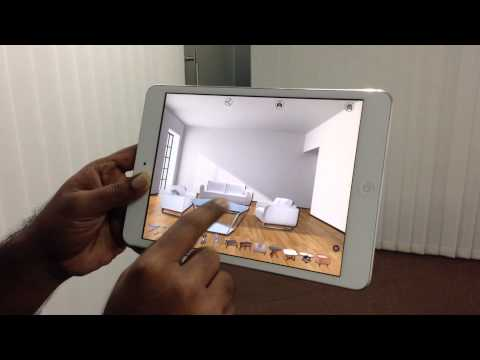 Augmented Reality - Home Furnishing