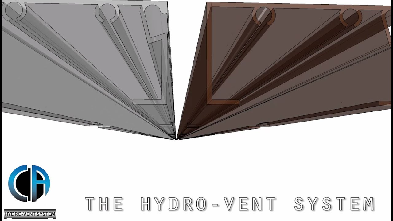 Vent System Hydro Vent System Youtube