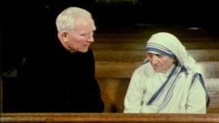 A Conversation between Father Patrick Peyton, C.S.C., and Saint Mother Teresa, M.C.