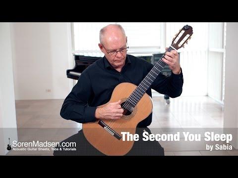 The Second You Sleep (Saybia) - Danish Guitar Performance - Soren Madsen