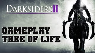 Darksiders 2 TREE OF LIFE Official Gameplay