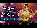 Download In Love With SALMAN KHAN : Best Bollywood Instrumental Songs | JUKEBOX | Most Romantic Hindi Songs MP3 song and Music Video