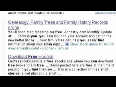 How to get free books