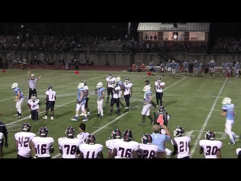 2012 Bowie vs Yorktown Football Highlights