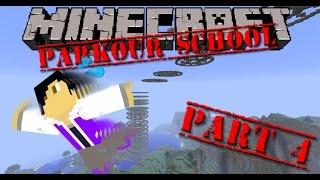 Minecraft: Parkour School! STOP TEASING ME! PART 4