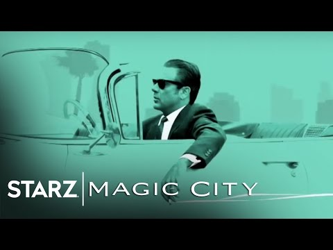 Magic City  Magic City Tease: Car  STARZ